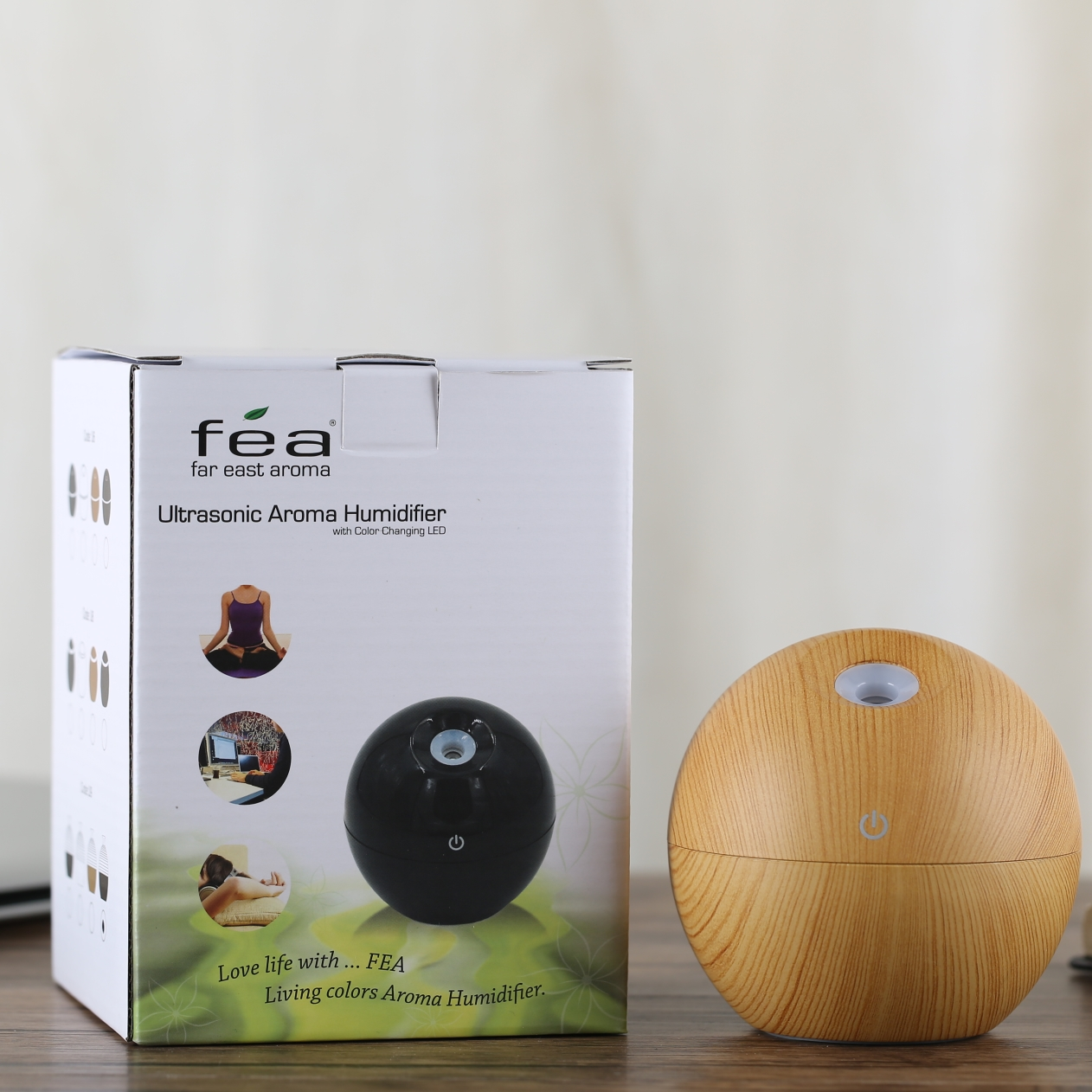 CE/ROHS Humidifier Aroma Diffuser for office and home FEA-F103