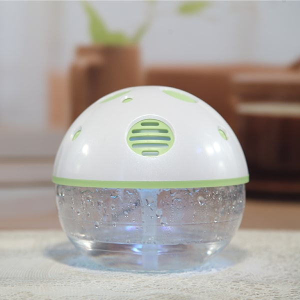lighted water air purifier fragrance