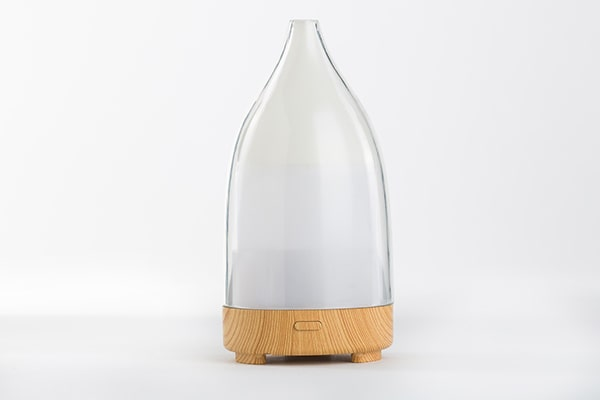 transparent design fragrance aroma diffuser