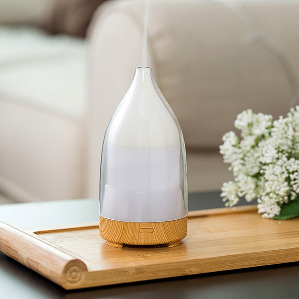 transparent design humidifier