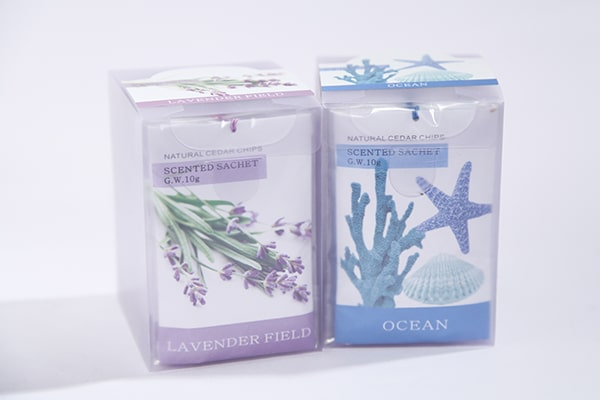 Long Lasting Air Freshener Decorative Lavender Aroma Scented Sachet Packaging 688 20g 05
