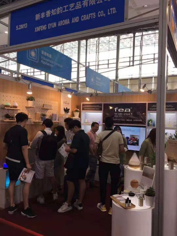 xinfeng-eyun-aroma-and-crafts-co-ltd-participated-in-the-canton-fair2